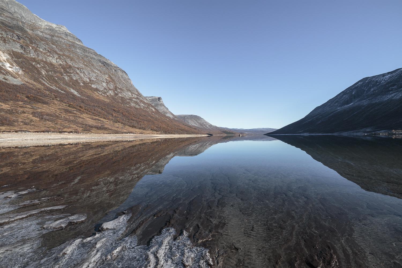 See im Nationalpark Trollheimen
